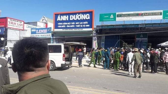 Tai nạn thảm khốc ở Lâm Đồng, ít nhất 5 người chết - Ảnh 3.
