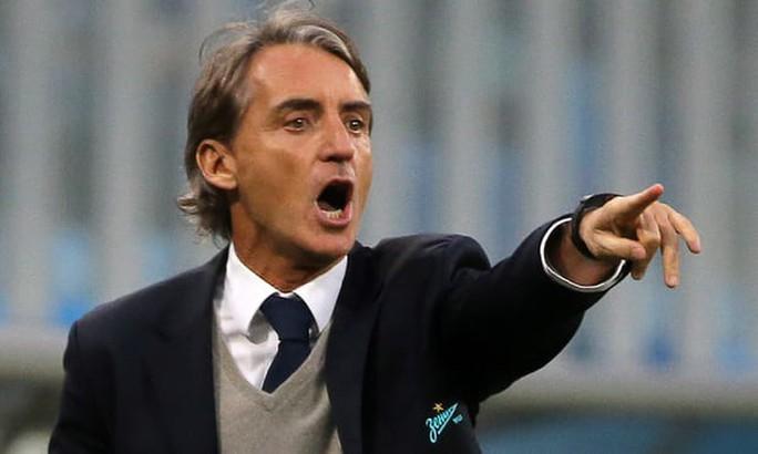 HLV Mancini chính thức dẫn dắt tuyển Ý - Ảnh 1.