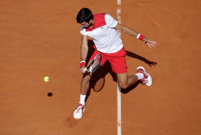 Djokovic phải về nhì tại Rome Open hoặc văng khỏi tốp 20 - Ảnh 2.