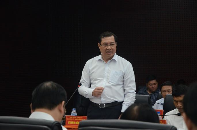 Hai dự án ven biển Đà Nẵng được giao cho ông chủ ma - Ảnh 1.