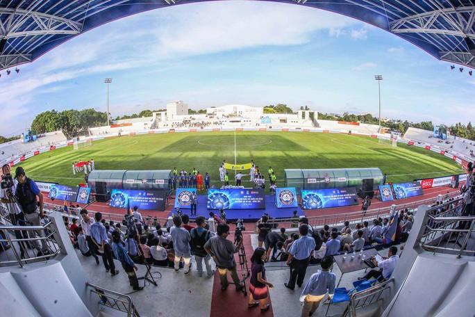 Đá Giải Hạng nhì mà sang hơn cả V-League - Ảnh 1.