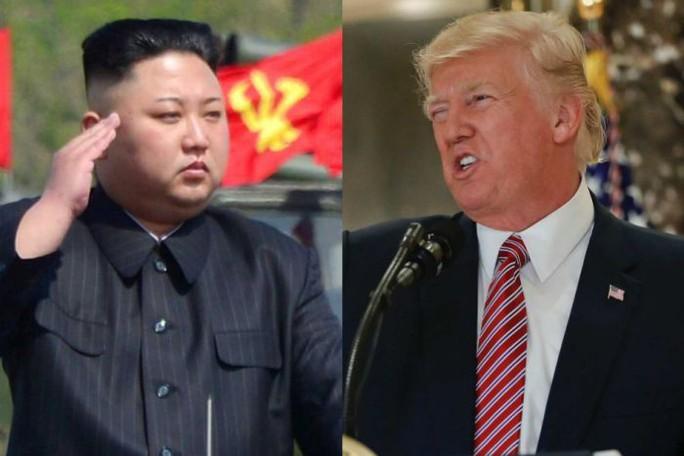 Triều Tiên đột ngột đòi hủy cuộc gặp với ông Trump - Ảnh 1.
