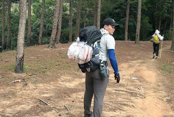 Một phượt thủ mất tích 5 ngày trên cung đường đẹp nhất Việt Nam - Ảnh 1.