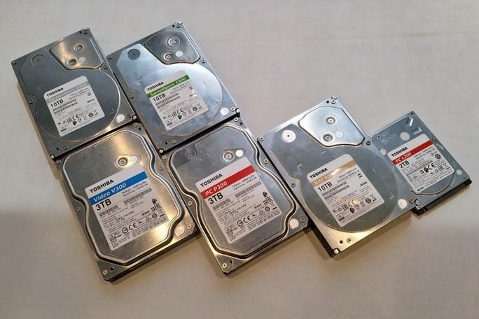 Các dòng ổ cứng mới của Toshiba cho nhu cầu lưu trữ và video streaming - Ảnh 1.