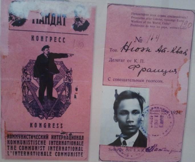 Chuyến đi Nga lịch sử của Chủ tịch Hồ Chí Minh - Ảnh 2.