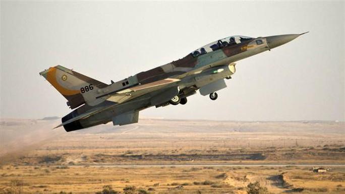 Israel không kích nhiều mục tiêu tại Dải Gaza - Ảnh 1.