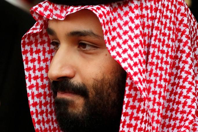 Thái tử Ả Rập Saudi mất tích - Ảnh 1.