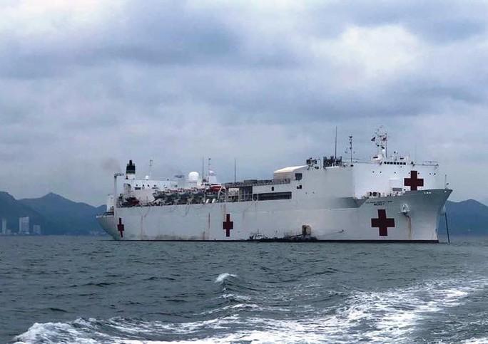 Tàu sân bay của Mỹ muốn đến thăm Khánh Hòa - Ảnh 4.