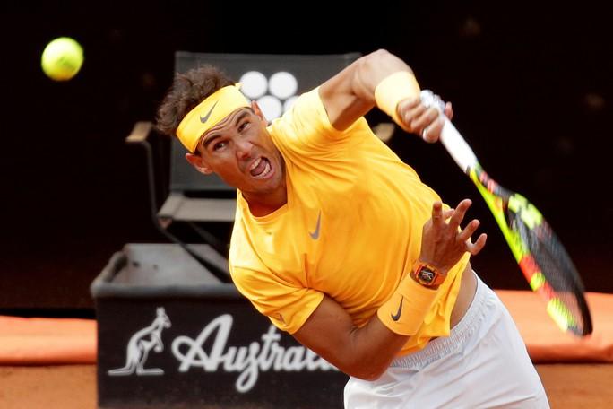 Anh tài hội ngộ tại tứ kết Rome Open 2018 - Ảnh 2.