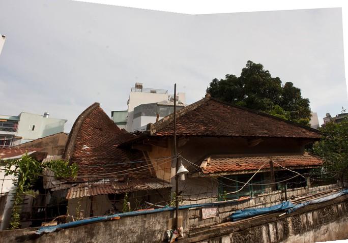 Xót xa biệt thự cổ ở Sài Gòn bị phá dỡ - Ảnh 3.
