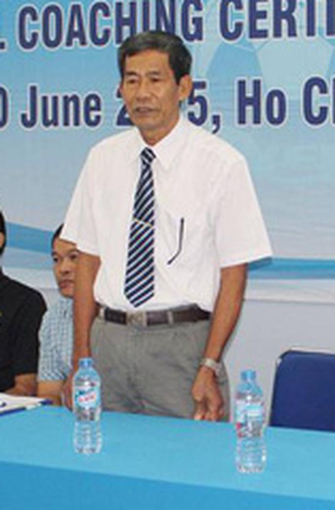 Cuộc họp đầy dung tục của quan chức VPF và VFF - Ảnh 1.
