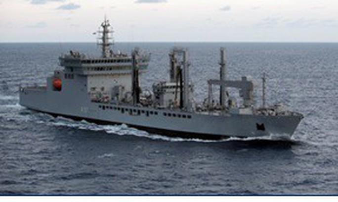 3 tàu hải quân Ấn Độ thăm Việt Nam 4 ngày - Ảnh 2.