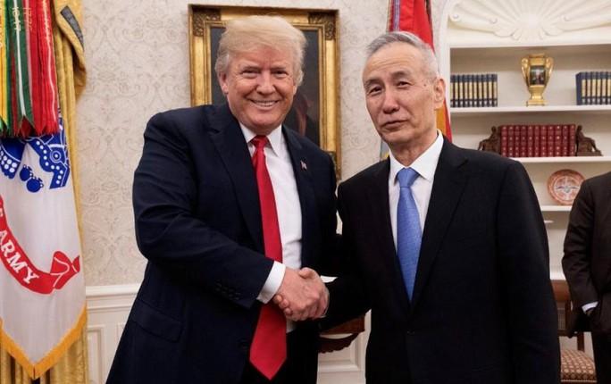 Mỹ - Trung vẫn giằng co thương mại - Ảnh 1.