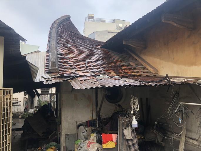 Xót xa biệt thự cổ ở Sài Gòn bị phá dỡ - Ảnh 4.