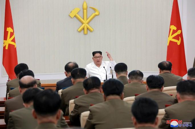 Ông Trump nhượng bộ vì Triều Tiên - Ảnh 1.