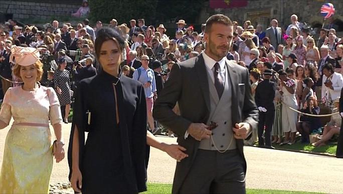 Những khoảnh khắc khó quên của đám cưới hoàng gia Anh - Ảnh 7.