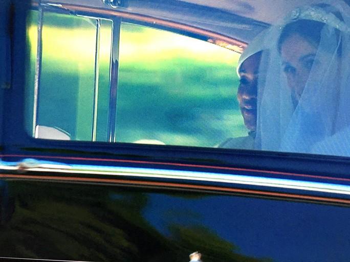 Những khoảnh khắc khó quên của đám cưới hoàng gia Anh - Ảnh 8.