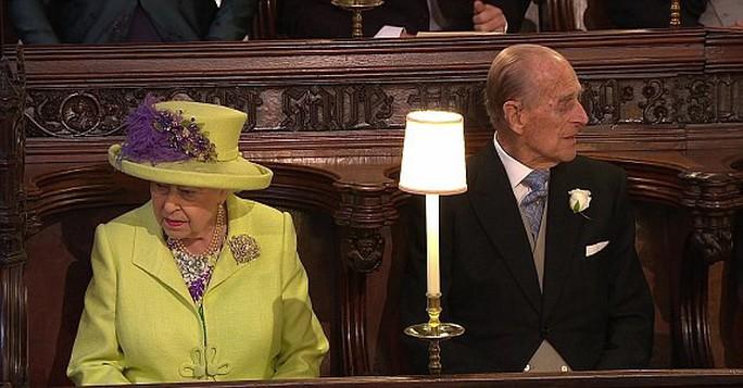 Những khoảnh khắc khó quên của đám cưới hoàng gia Anh - Ảnh 14.