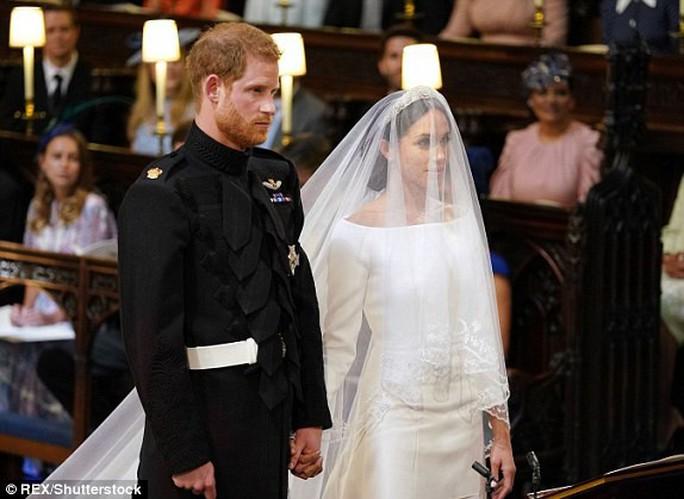 Những khoảnh khắc khó quên của đám cưới hoàng gia Anh - Ảnh 18.