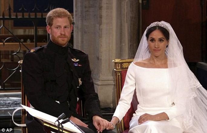 Những khoảnh khắc khó quên của đám cưới hoàng gia Anh - Ảnh 19.
