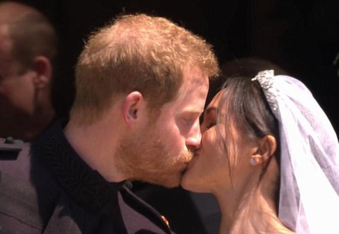 Những khoảnh khắc khó quên của đám cưới hoàng gia Anh - Ảnh 27.