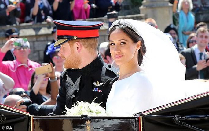 Những khoảnh khắc khó quên của đám cưới hoàng gia Anh - Ảnh 33.