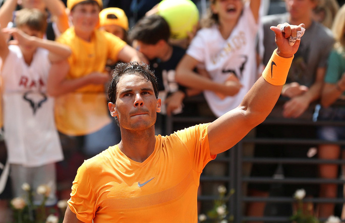 Tối nay đại chiến Nadal và Djokovic tại Rome Open - Ảnh 3.
