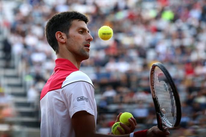 Tối nay đại chiến Nadal và Djokovic tại Rome Open - Ảnh 2.