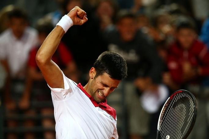 Tối nay đại chiến Nadal và Djokovic tại Rome Open - Ảnh 4.