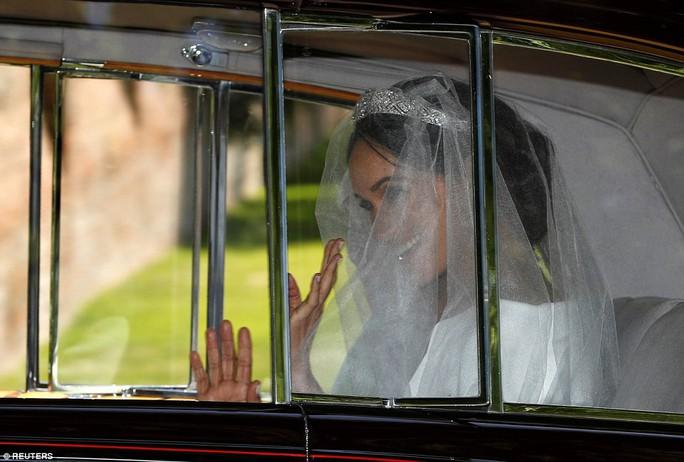 Những khoảnh khắc khó quên của đám cưới hoàng gia Anh - Ảnh 9.