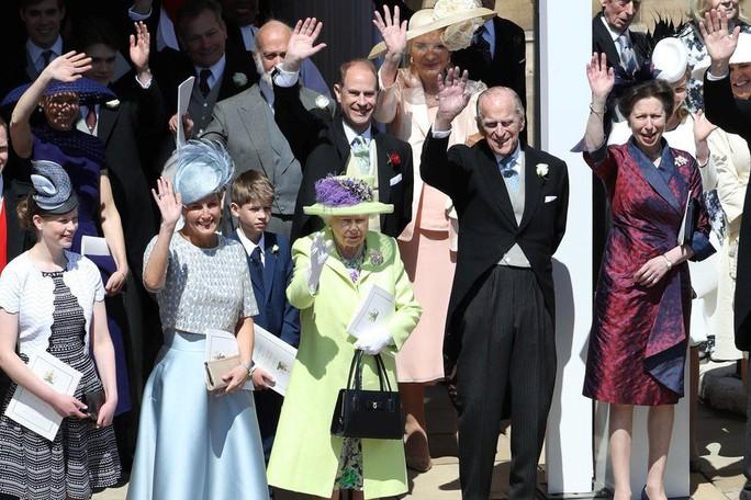 Những khoảnh khắc khó quên của đám cưới hoàng gia Anh - Ảnh 29.