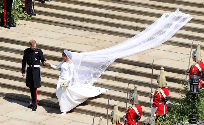 Những khoảnh khắc khó quên của đám cưới hoàng gia Anh - Ảnh 28.