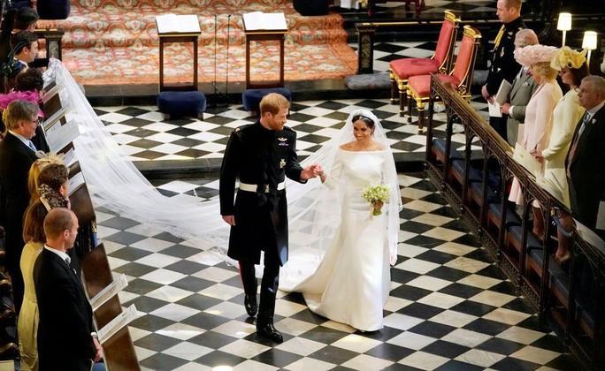Những khoảnh khắc khó quên của đám cưới hoàng gia Anh - Ảnh 24.