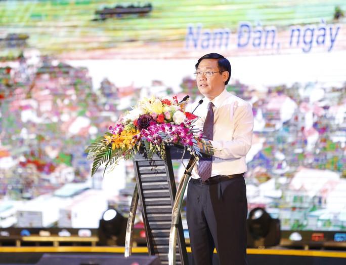 Nam Đàn được công nhận chuẩn nông thôn mới vào ngày sinh nhật Bác - Ảnh 3.
