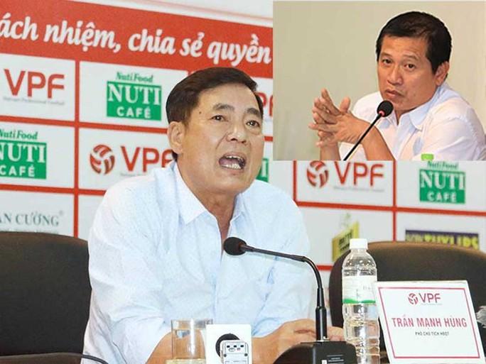 Đoạn ghi âm cuộc họp của quan chức VPF - VFF cần được chuyển đến Phó Thủ tướng Vũ Đức Đam! - Ảnh 1.