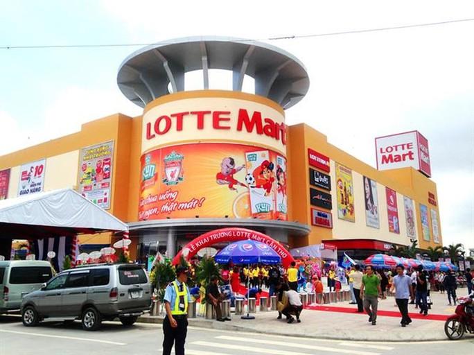 Lotte Mart Việt Nam bác thông tin lỗ 2.300 tỉ đồng trong 11 năm - Ảnh 1.