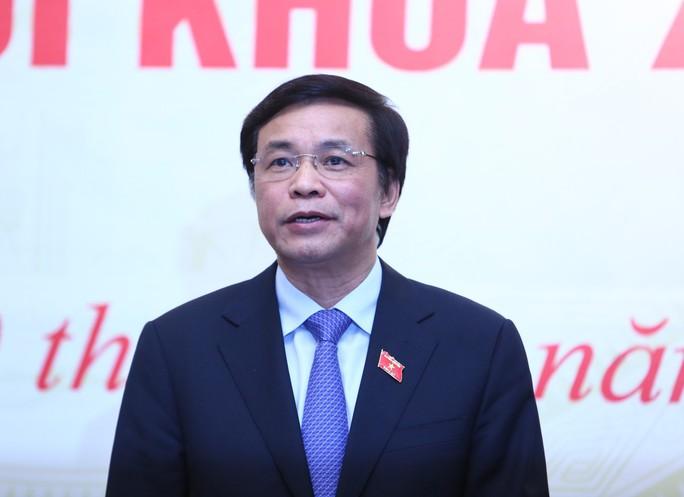 Tổng thư ký QH: Không có ưu ái khi cho bà Phan Thị Mỹ Thanh thôi ĐBQH - Ảnh 1.