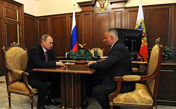 Cựu cận vệ ông Putin vào nội các Nga - Ảnh 2.