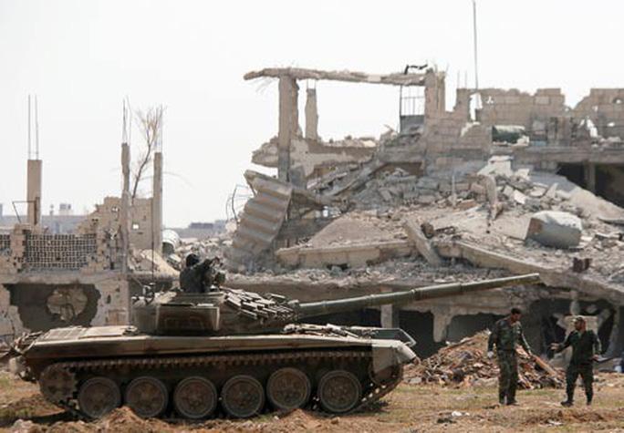Các lực lượng vũ trang nước ngoài sẽ rời khỏi Syria - Ảnh 1.