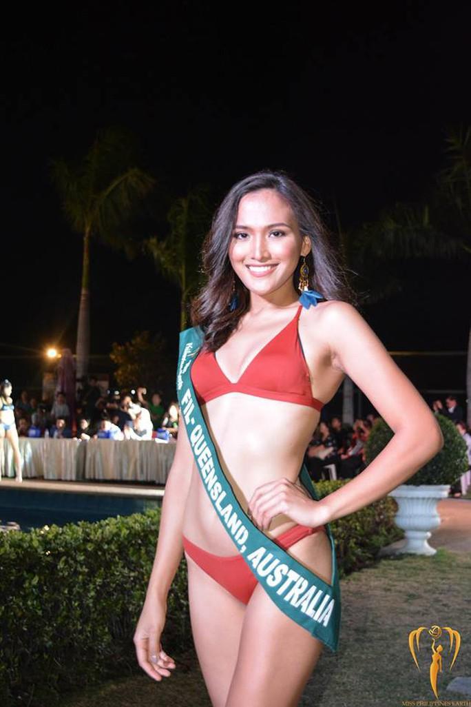 Nhan sắc mê hồn của tân Hoa hậu Trái đất Philippines - Ảnh 6.