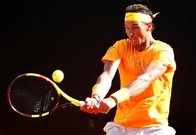 Djokovic và Sharapova cùng dừng bước ở bán kết Rome Open - Ảnh 2.