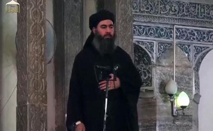 Thủ lĩnh giấu mặt của IS điều khiển chiến dịch bí mật - Ảnh 1.