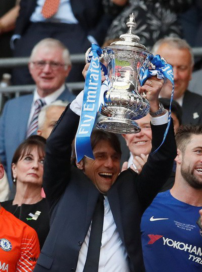 Sắc xanh đè bóng đỏ, Chelsea hạ Man United đoạt FA Cup - Ảnh 9.