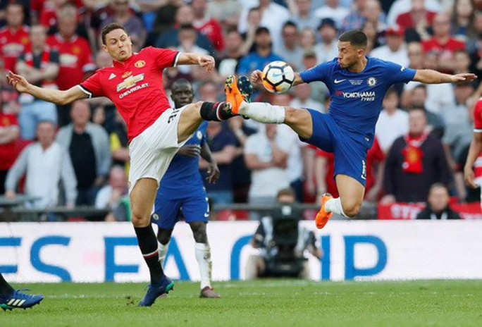 Sắc xanh đè bóng đỏ, Chelsea hạ Man United đoạt FA Cup - Ảnh 2.