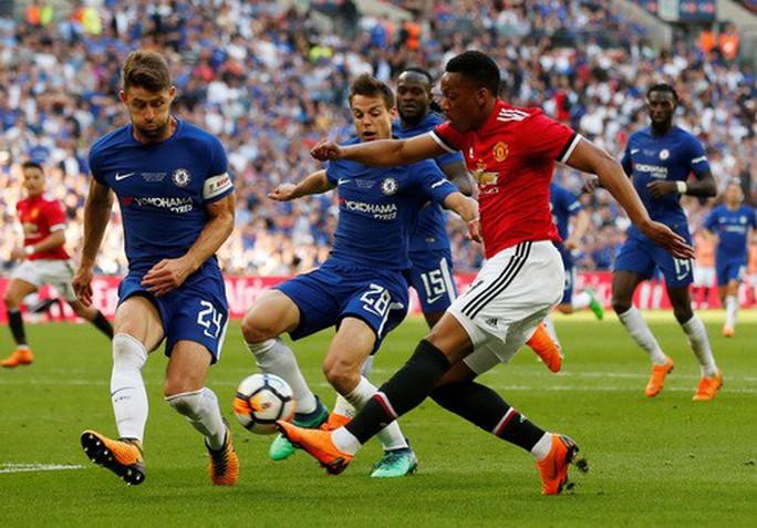 Sắc xanh đè bóng đỏ, Chelsea hạ Man United đoạt FA Cup - Ảnh 7.