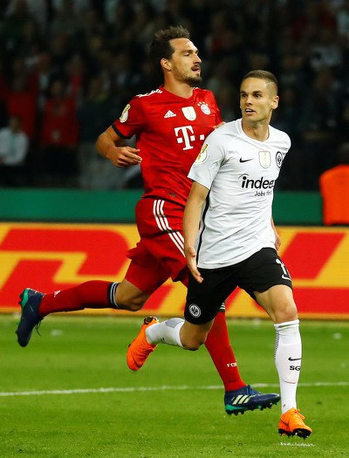 Hùm xám thua tan tác, trắng tay chung kết Cúp Quốc gia Đức - Ảnh 6.