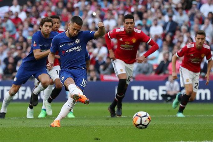 Sắc xanh đè bóng đỏ, Chelsea hạ Man United đoạt FA Cup - Ảnh 5.