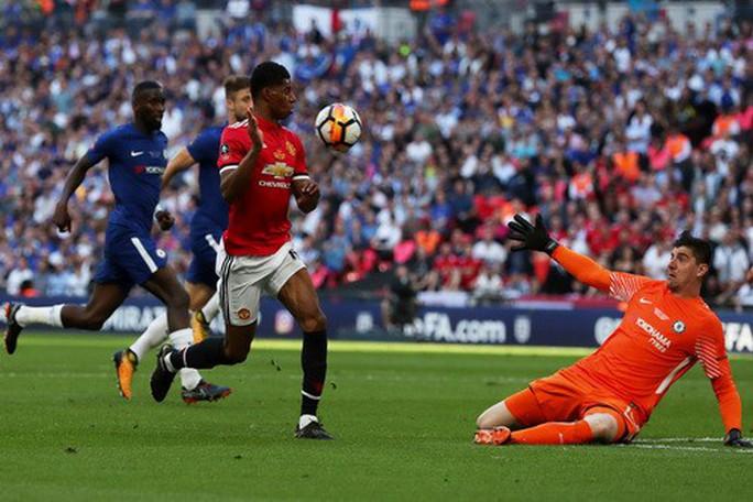 Sắc xanh đè bóng đỏ, Chelsea hạ Man United đoạt FA Cup - Ảnh 6.