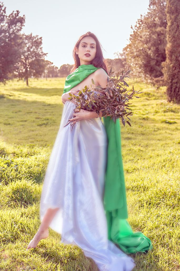 Nhan sắc mê hồn của tân Hoa hậu Trái đất Philippines - Ảnh 3.