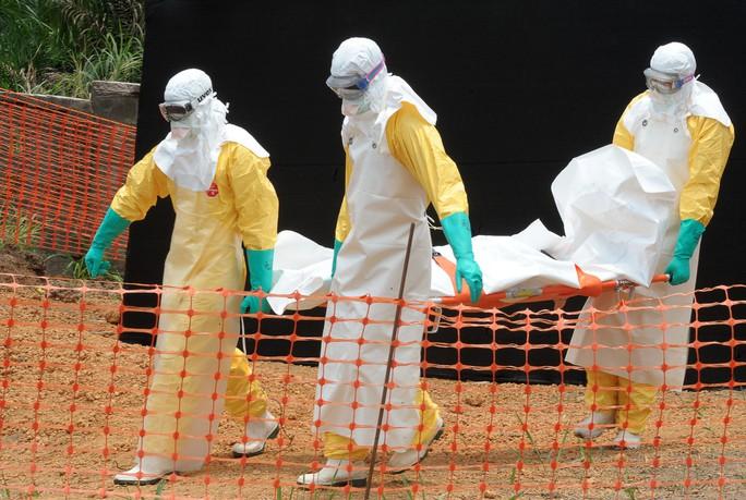 Đã có 26 người chết vì Ebola - Ảnh 2.